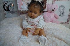 Siam Reborn baby doll girl kit Raven de Ping Lau.