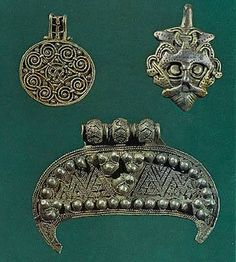 10th Century Viking, found in Gnezdovo? The State Hermitage Museum: Collection Highlights