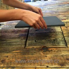 industrial table Loftable Industrial Table, Industrial Desk
