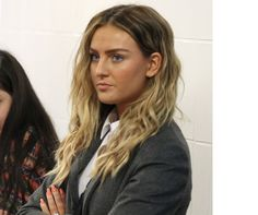 Perrie was seen out shopping with Zayn Malik's mum and sisters