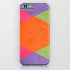 autumn triangles iPhone & iPod Case