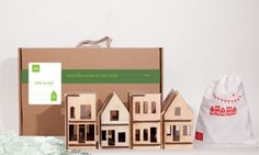 Lille Huset house kits