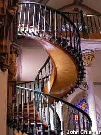 Miracle Staircase, Santa Fe, New Mexico