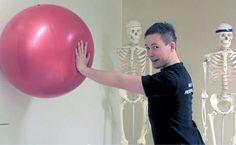 Här du övningarna som ger bra hållning och motverkar axelproblem, gamnacke och minskar risken för axelsskador vid idrottsutövande.