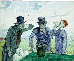 Vincent van Gogh: The Paintings (Drinkers, The)