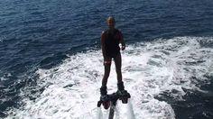 Новое видео о флайборде, на сей раз на лазурном берегу Франции. Как можно увидеть, летать на флайборде проще простого, а для экстрималов, флайборд это высота и скорость, невероятные трюки и море адреналина.