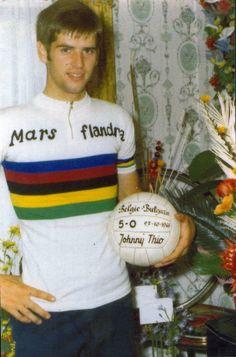 Jean Pierre Monsere als renner, Roeselare, 1969-1971 | Erfgoedbank Midwest