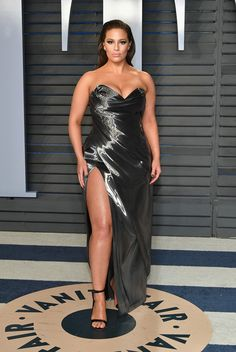 ac226609a37  AshleyGraham - The Best Dressed At The 2018 Oscars After Parties - Photos  Sports Ilustrated. Sports IlustratedCurvy FashionPlus Size ...