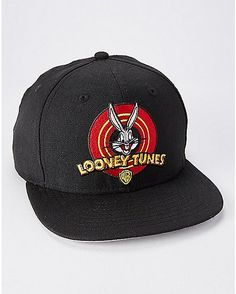 85aad7bcac9 Looney Tunes Snapback Hat - Spencer s