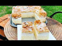 Karpati Kolač, Preukusan | Karpathian Mountain Cake, Delicious - YouTube