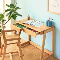【楽天市場】学習机 つなご tunago 80 デスク 子供 学習机 机 キッズデスク リビング 北欧 ナチュラル 木製 おしゃれ おすすめ 送料無料:ReCENOインテリア Corner Desk, Study, Wood, Table, Furniture, Home Decor, Offices, Corner Table, Studio