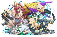 02/23 寵物圖檔更新 (究極進化寵物/黑丼龍) - Puzzle & Dragons 戰友系統及資訊網