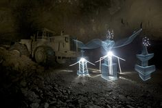 Delving deeper to find myself Light Painting Photography, Rock Falls, Construction Area, No Photoshop, Light Art, Cool Lighting, Trippy, Deep, Drawings