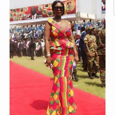 2018 Latest African Fashion Dresses For African Queens African Attire, African Wear, African Women, African Dress, African Clothes, African Outfits, African Style, African Beauty, Latest African Fashion Dresses