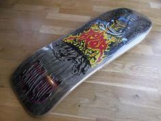 Vintage Skateboarding & Longboarding Equipment for sale Vintage Skateboards, Equipment For Sale, Longboarding, Skateboard Decks, Shrink Wrap, School, Ebay, Santa Cruz, Skateboards