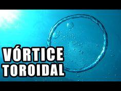 RENOVAÇÃO: Já ouviu falar do Vórtice Toroidal? Fotos reais......