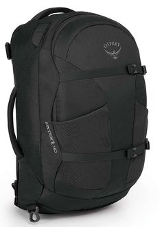 a6ae1f7512 Osprey Packs Farpoint 40 Travel Laptop Backpack Volcanic Grey S M New w  Tag