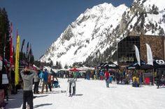 April at Alta - Don't miss events at Alta!