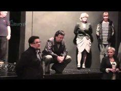 Baltic. Pies na krze - konferencja prasowa w Teatrze Miniatura