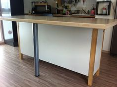 IKEA Hackers: A Norden kitchen island