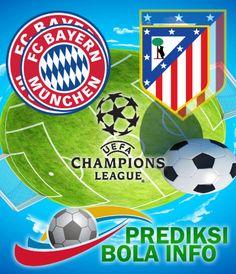 Prediksi Bayern Munchen Vs Atletico Madrid – Pada 7 Desember 2016 mendatang akan di selenggarakan pertandingan UEFA Champions League pada pekan ke 6 antara Bayern Munchen Vs Atletico Madrid pada pukul 02:45 WIB di Allianz Arena (München).