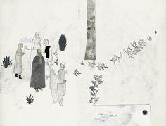 Jesus Cisneros, Illustration Story, Moose Art, Character Design, Arts And Crafts, Sketches, Comics, Artwork, Animals