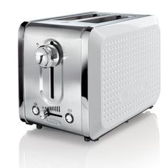 BELLA Dots Collection 2-Slice Toaster White $26.95 OUT THE DOOR! PICK UP OR WE WILL SHIP FREE CULINART www.shopculinart.com
