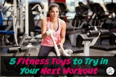 5 fit and fun toys that'll spice up your workouts! | Fit Bottomed Girls