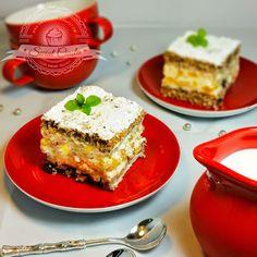 Kora orzechowa | Świat Ciasta
