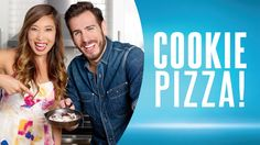 Don't you wish you could eat a deep-dish cookie cake served hot out of the oven and topped with ice cream without the guilt?  We've tackled that problem into submission with the Quest Ice Cream Cookie Pizza! Host Blogilates and special guest MMA legend Kenny Florian show you how to make a #CheatClean Ice Cream Cookie Pizza that is a victory in every bite.  Macros: 240 calories. 25g protein. 10g fat. 5g net carbs.