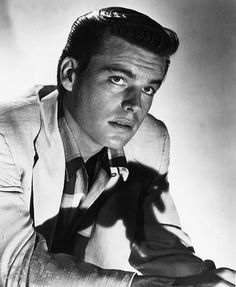 Robert Wagner In A Kiss Before Dying (1956)