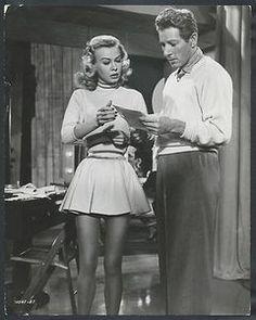 White Christmas Danny Kaye Vera Ellen Original 1954 Paramount Promo Photo | eBay