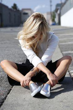 those shoes <3
