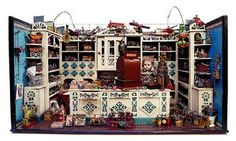 1880s-90s Doll's Toy Shop