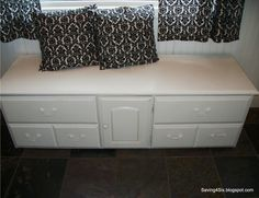 Creative Ideas for Old Dressers