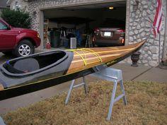 Marks Night Heron pics :: Builders' Forum Sea Kayak, Kayaks, Boat Building, Ping Pong Table, Heron, Outdoor Furniture, Outdoor Decor, Sailing, Night