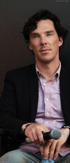 Benedict Cumberbatch From http://cumberbum.tumblr.com/