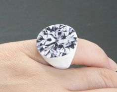 Ring by Mixko on Etsy