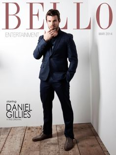 Daniel Gillies for BELLO Mag (March, 2014) - PHOTOS http://sulia.com/channel/vampire-diaries/f/7f4414ef-cf89-492f-a4a2-c24291407c63/?source=pin&action=share&btn=small&form_factor=desktop&pinner=54575851