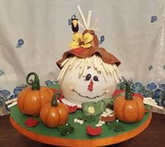 Fall Cake on Cake Central