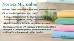 How is it able to clean with JUST water?! http://www.norwex.biz/PublicStore/event/1024464/default.aspx