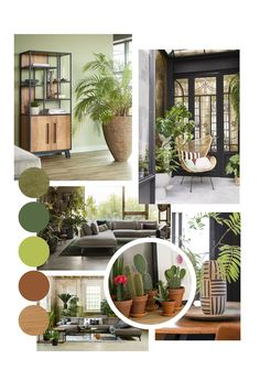 Moodboards • Planten • Groen • De Ruijtermeubel  Met #planten in je huis zit je nooit fout. Planten zuiveren de lucht en zorgen voor een rustige #sfeer. Bovendien zorgt het #groen voor een natuurlijke #look. #interieur #moodboard #sfeer #inspiratie #interieurstijl #interieurinspiratie #woonkamerinpsiratie #woonkamer #deruijtermeubel #natuur #natuurlijkinterieur House Inside, Mood Boards, Patio, Outdoor Decor, Plants, Inspiration, Beautiful, Home Decor, Arquitetura