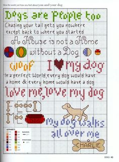 :-) Could also substitute dog to cat same purpose :) cross stitch pattern