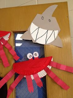 Primary Reading Party: Ocean Animals