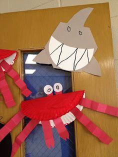 Primary Reading Party: Ocean Animals