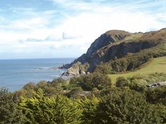 Views from the property - Larkstone Ilfracombe