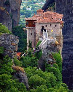 Μετεωρα ~ Meteora Greece