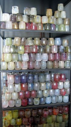 Paint Pots of CLAIRE BASLER - Google Search