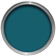 Dulux Once Matt Emulsion Paint Teal Tension 2.5L, 5010212576717