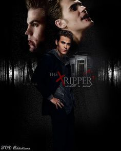 Stephan as the Ripper